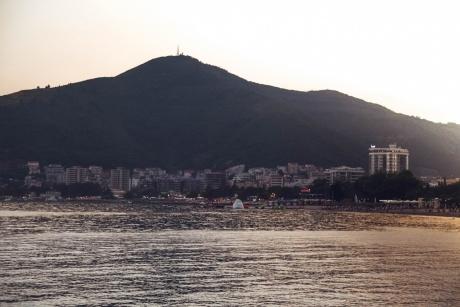 Черногория впервые. Фотоотчет. Июль 2016 (День 1)