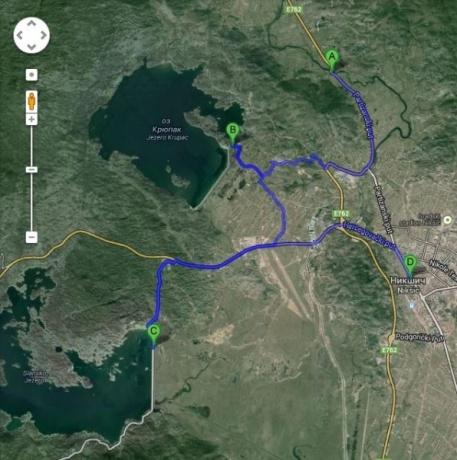 Черногория на авто за 5 дней