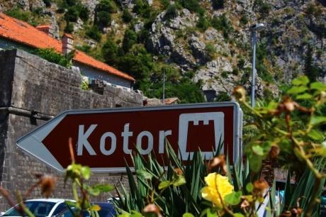 По Черногории всей семьей на арендованном авто без номеров (часть 4)