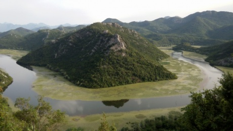 500 км по Черногории в июне 2016 за один день на машине, фотоотчет