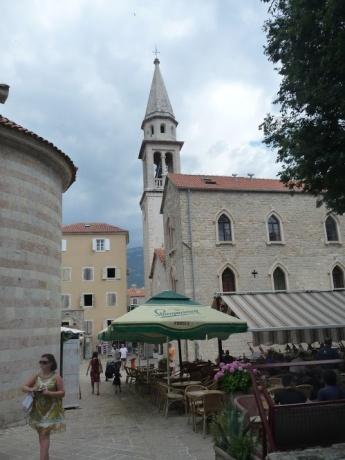 Черногория, которая Монтенегро, 28 июня-4 июля 2015 (Часть 2)