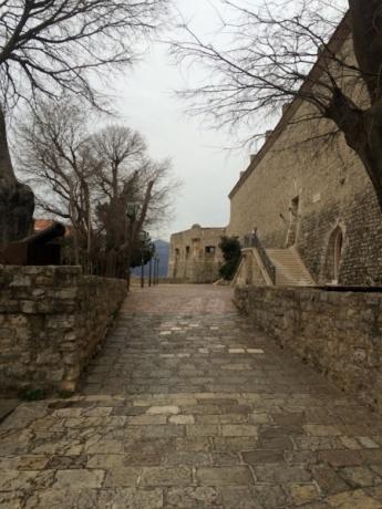 Черногория в Феврале