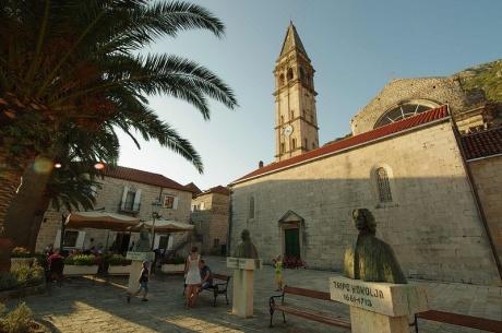 Черногория 2015: с чемоданами на общественном транспорте (Часть 3).