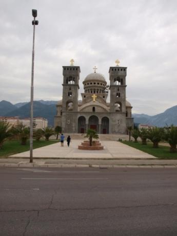 Сентябрьский трип в Черногорию