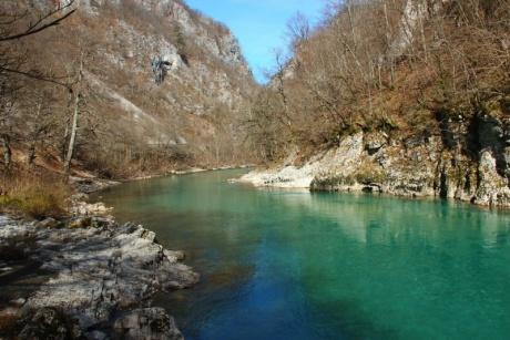Февральская Черногория, фераль-март 2014