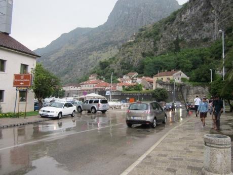 Черногория, Игало, август 2014 года.