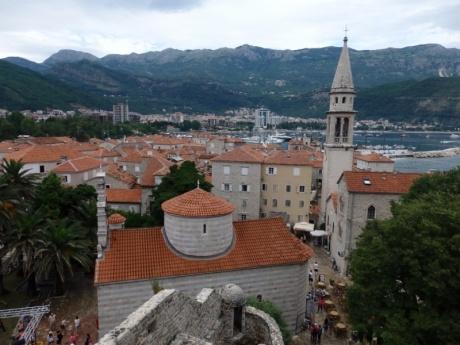 Четыре дня в Черногории. День 1.