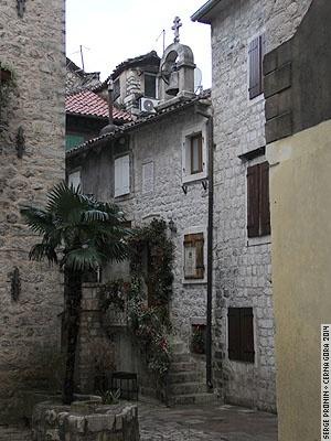 Январская Черногория, 2014. Часть 6. Гранатовое утро в Которе.