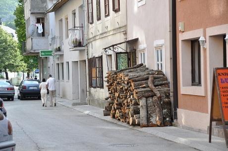 Старый и Малый в Черногории. Август 2010