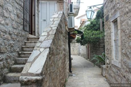 Черногория: Прошлое и настоящее. Часть 1. Старый город Будва