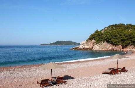 Прогулка к розовым пляжам Адриатики