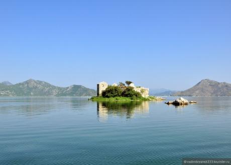 Черногория.Скадарское озеро+каньон реки Тара