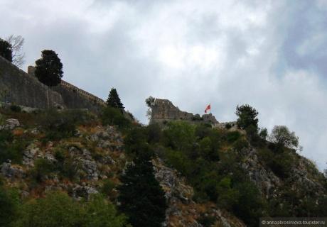 Штурм крепости
