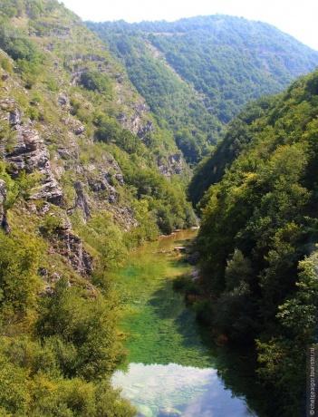 500 километров по Черногории
