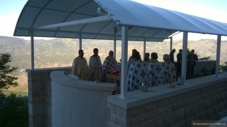Паломничество по святым местам Черногории