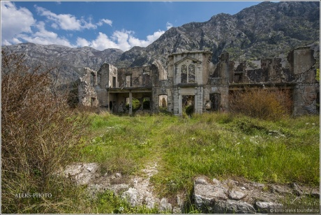 Херцег-Нови и Рисан. Путешествие в Страну, которой нет  ч1