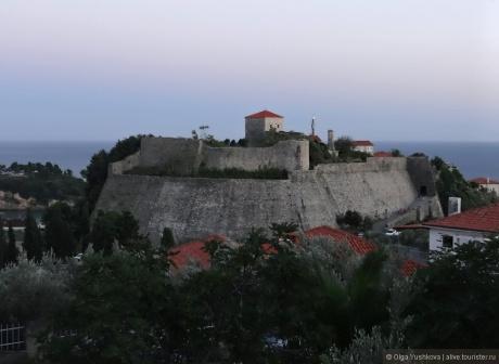 Черногория. Ульцинь