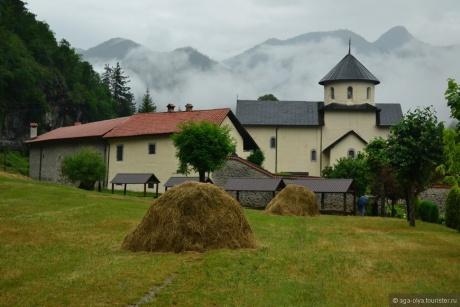 Черногория — одноразовая страна