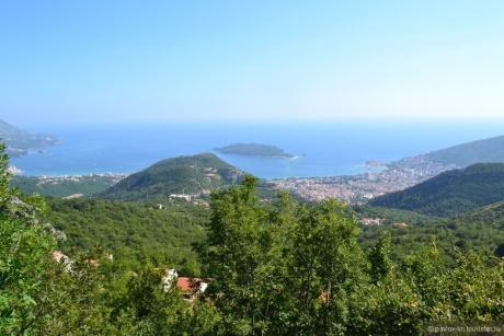 Черногория. Будванская Ривьера
