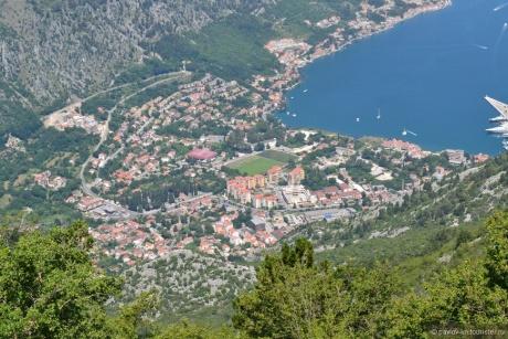 Черногория. Котор и Бока-Которская бухта