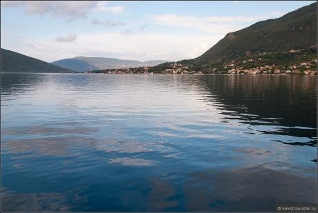 Черногория ч.2 — Которский залив