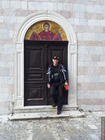 Зимняя Черногория