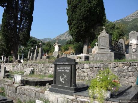 Пешком по Черногории