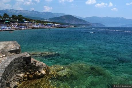 Плюсы и минусы отдыха в Черногории