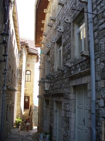 Ульцинь: что посмотреть в Старом городе?