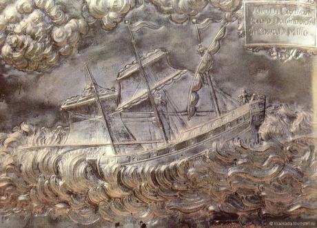 Заветное святилище мореплавателей