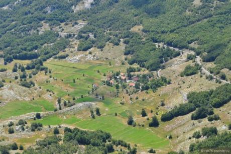 Черногория. Гора Ловчен