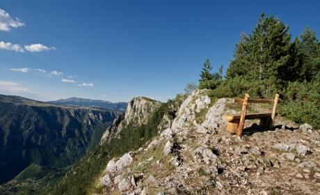 Черногория. Один день в Дурмиторе