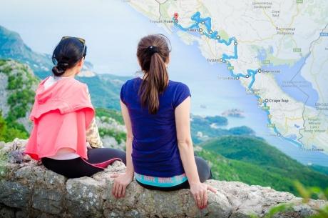 Как проехать всё побережье Черногории за один день
