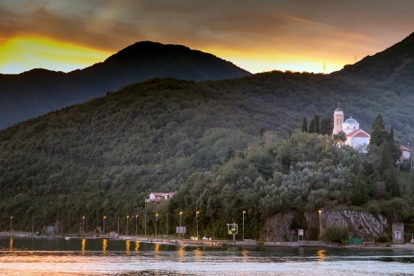 Черногория, часть 6. Бока Которска
