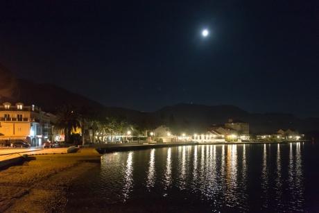 Черногория, часть 2. Вечерний Тиват и Porto Montenegro