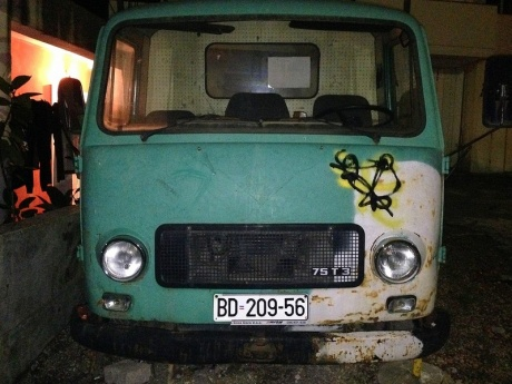Ретро-авто на Балканах - фетиш или показатель бедности?