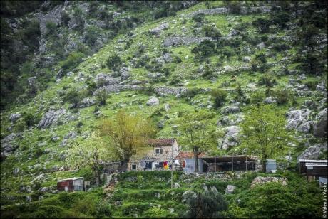 Самый аутентичный город Черногории