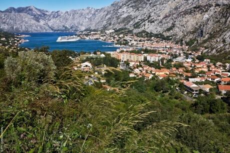 Многодневный Поход По Черногории: Часть 21 - побережье осенью: Котор