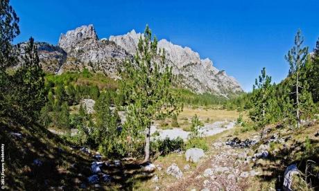 Многодневный Поход По Горам Черногории: Часть 11 - н.п. Проклетье