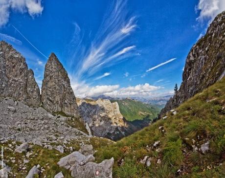 Многодневный Поход По Горам Черногории: Часть 10 - н.п. Проклетье