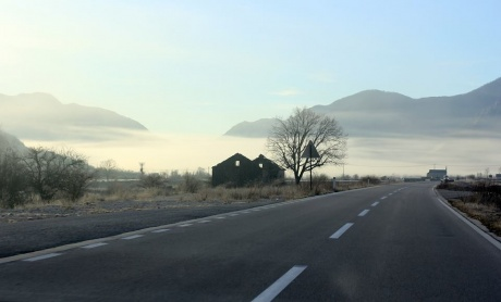 Как просыпается Черногория? или дорога из Грахово в Рисан