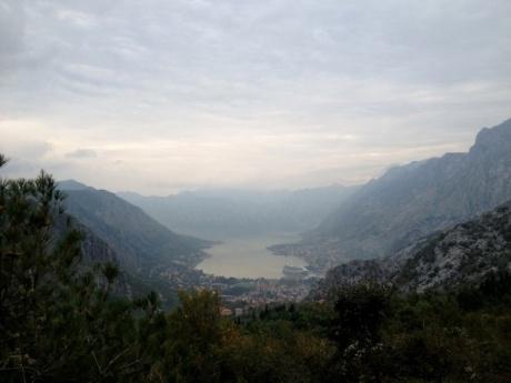 Прекрасная Черногория. Которский залив - городки Пераст и Котор.