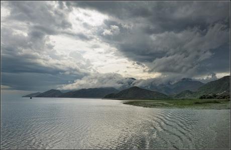 Черногория, часть 3 - Скадарское озеро.