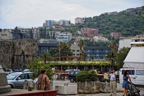 Черногория, часть 1 - Будва.