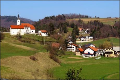 Словения, март-апрель 2016