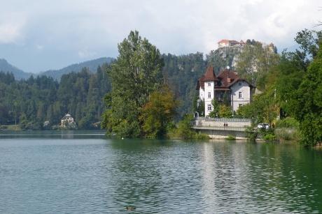 В Словению из Истрии.