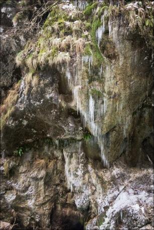 Словения: Толминское ущелье
