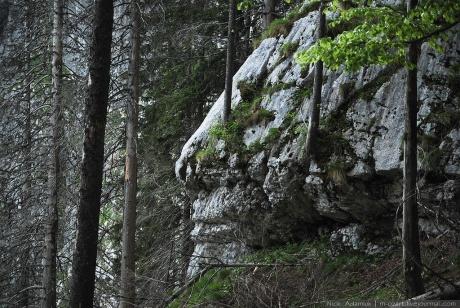 Slovenija. Триглавский Национальный Парк. Часть 1-я
