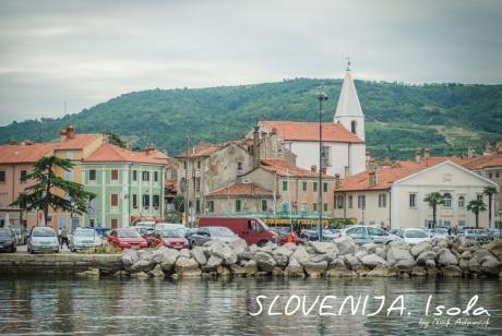 Slovenija. Isola