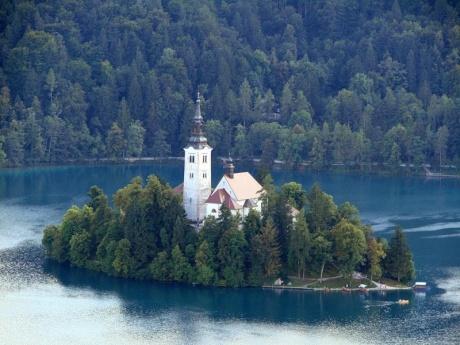 Словения - маленький рай. Часть 1.